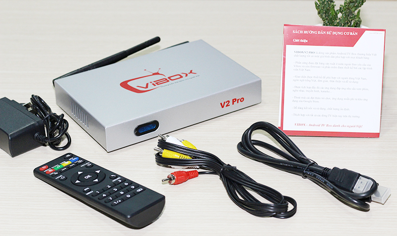 TV Box V2 Pro Android TV Box